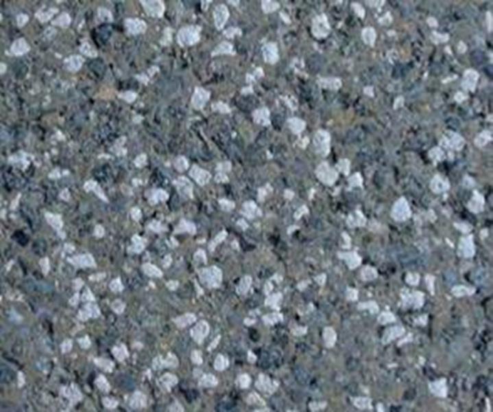 写真:明色骨材使用の表面